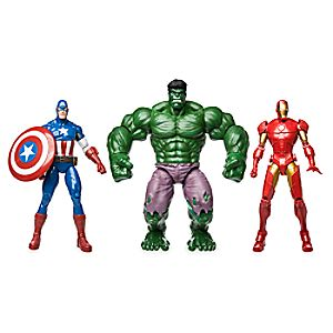 The Avengers - Marvel Action Figure Gift Set - Large 6101047622350P