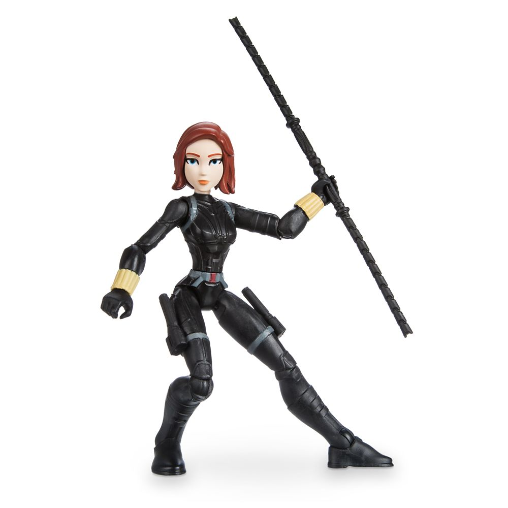 Black Widow Action Figure – Marvel Toybox