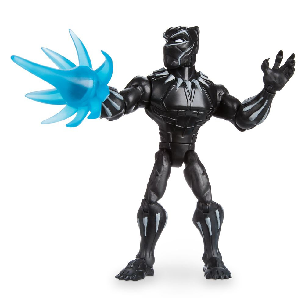 Black Panther Action Figure – Marvel Toybox