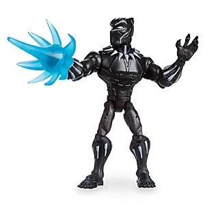 Black Panther Action Figure - Marvel Toybox 6101047622445P