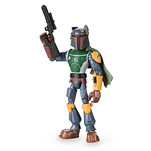 Boba Fett Action Figure - Star Wars Toybox 6101047622447P