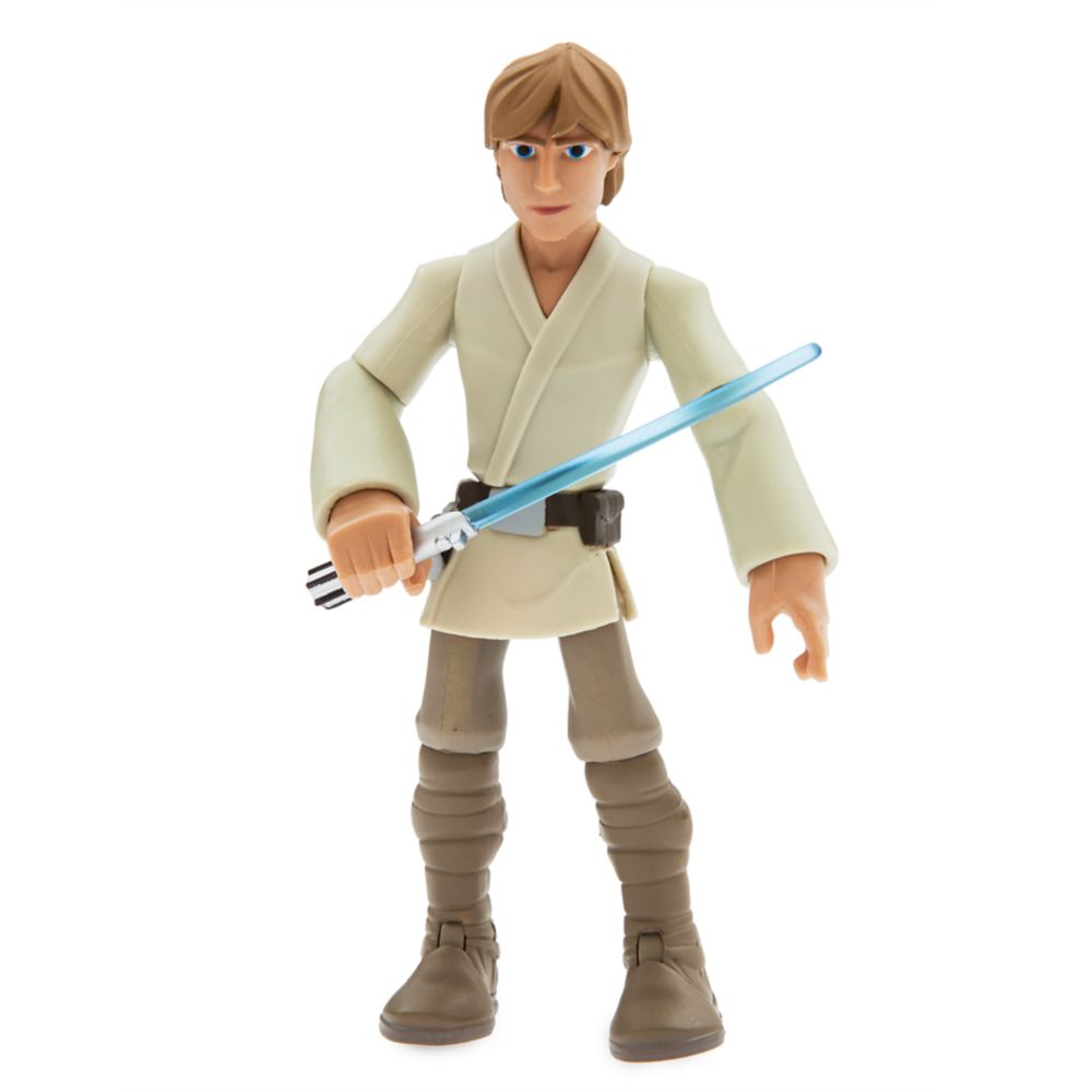 Luke Skywalker Action Figure – Star Wars Toybox