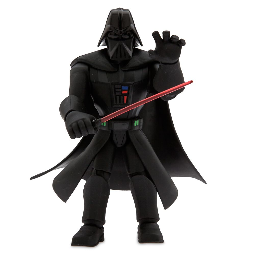 Darth Vader Action Figure – Star Wars Toybox