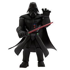 Darth Vader Action Figure - Star Wars Toybox 6101047622459P