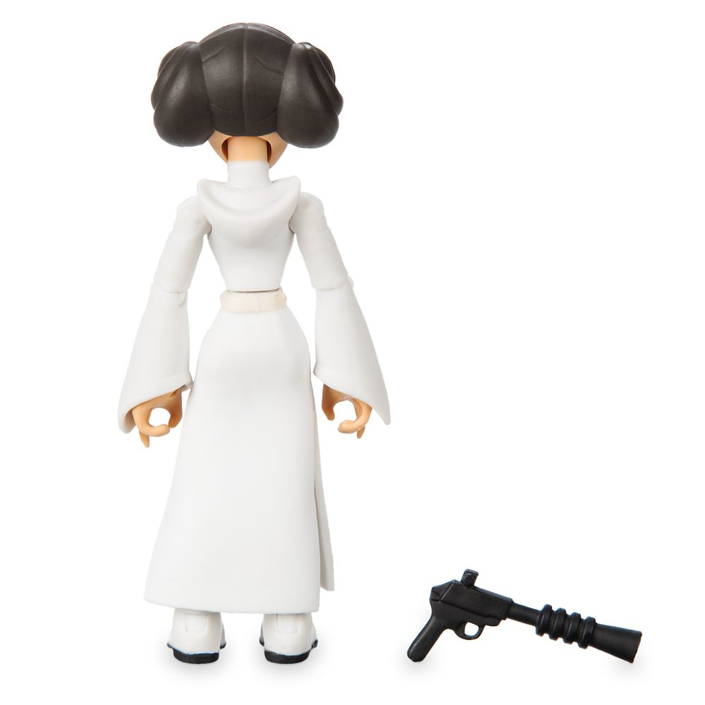Princess Leia Action Figure – Star Wars Toybox