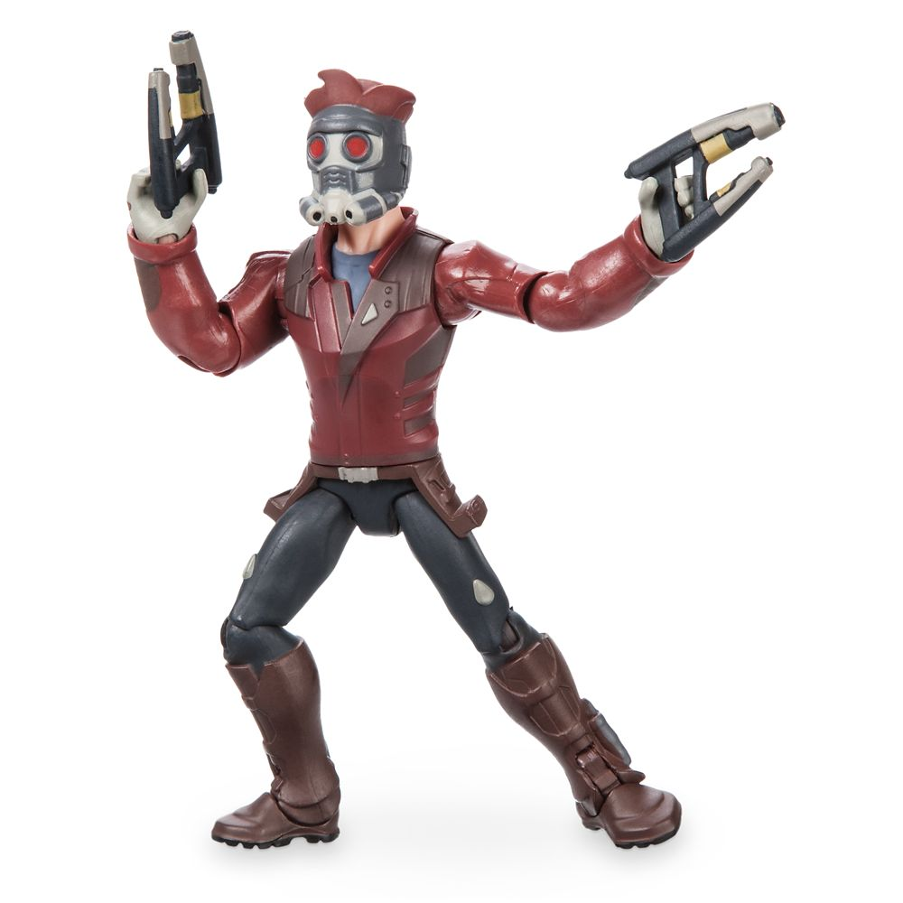 Star-Lord Action Figure  Marvel Toybox Official shopDisney
