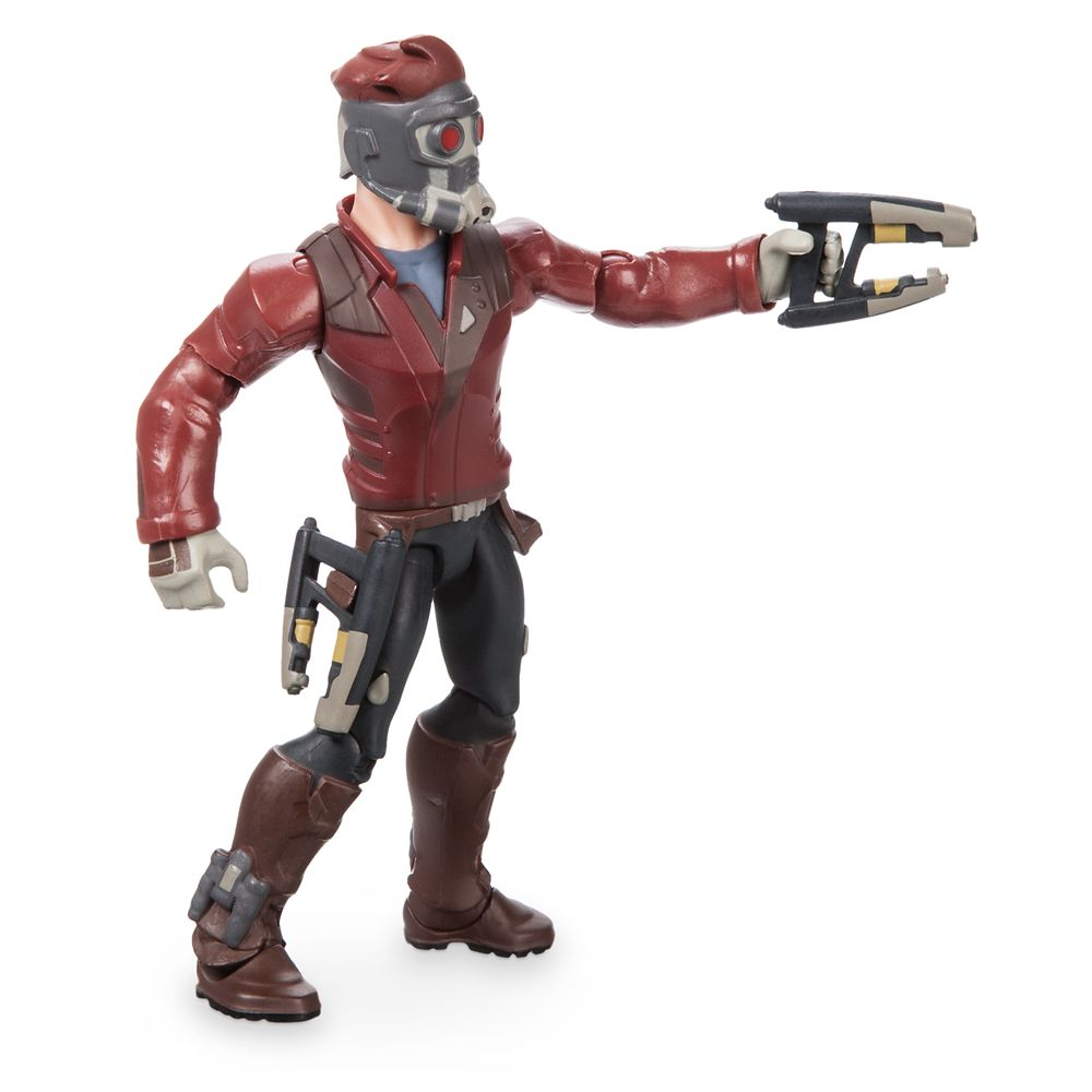 Star-Lord Action Figure – Marvel Toybox