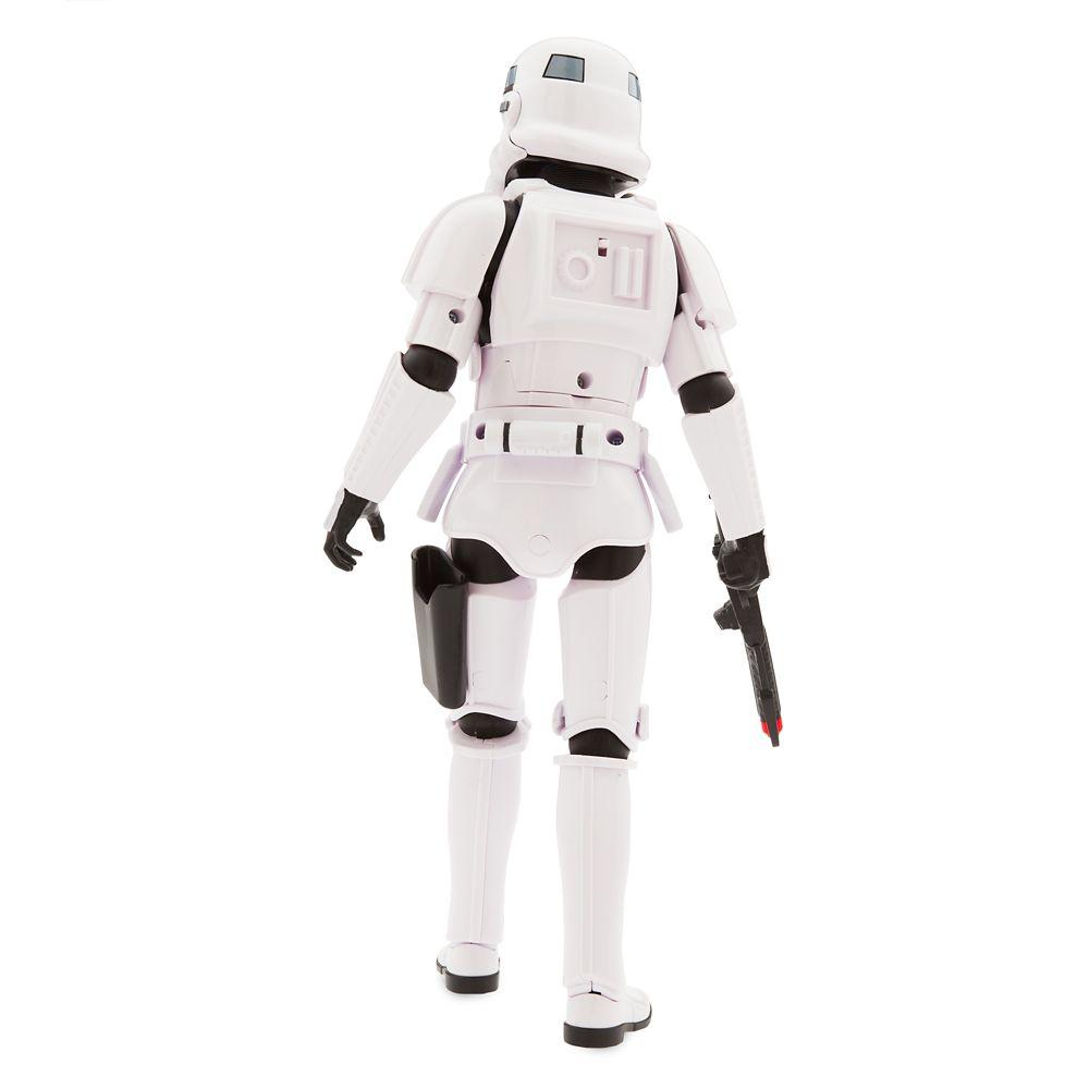 Stormtrooper Talking Action Figure – 13 1/2''