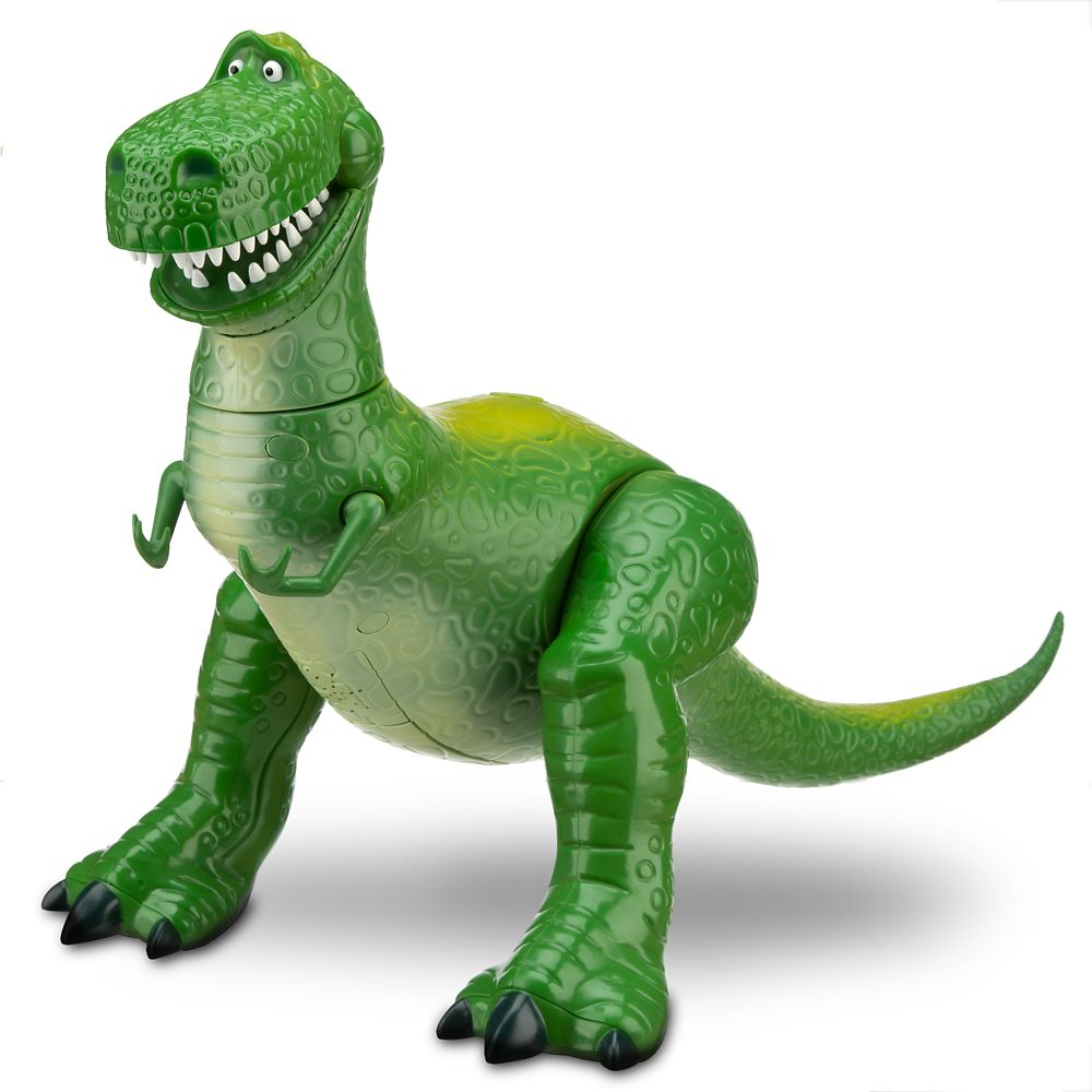 Rex Talking Action Figure – Toy Story