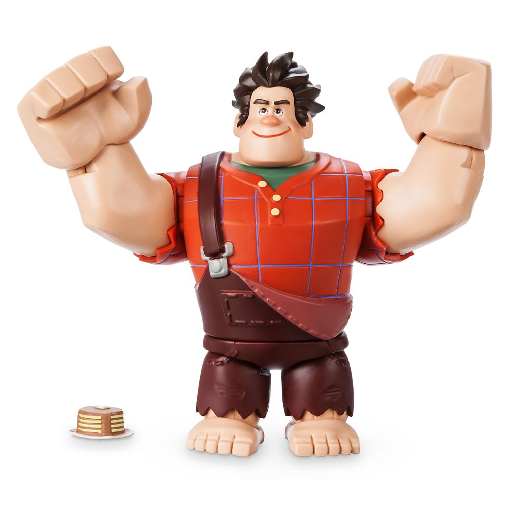 Ralph Action Figure – Ralph Breaks the Internet – Disney Toybox