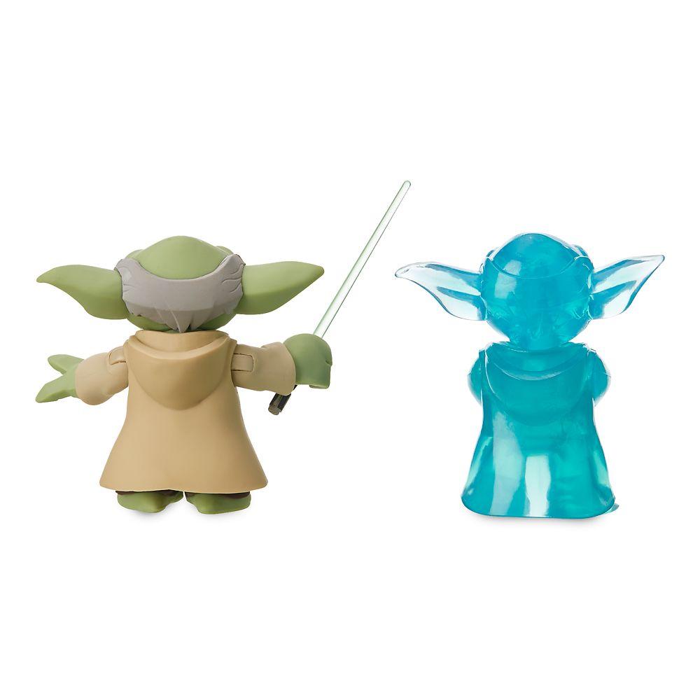 Yoda Action Figure Set – Star Wars Toybox