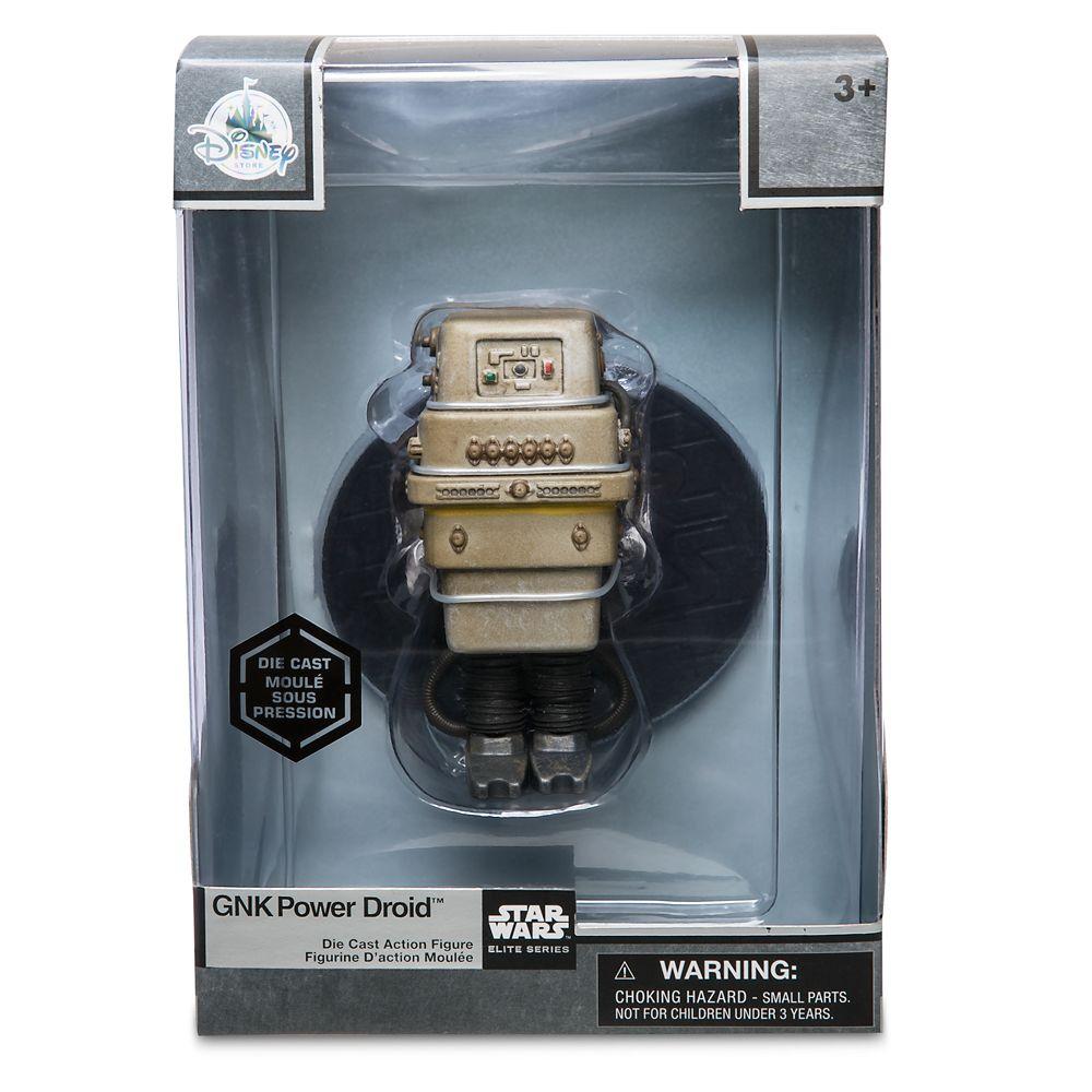 GNK Power Droid Die Cast Action Figure – Star Wars Elite Series