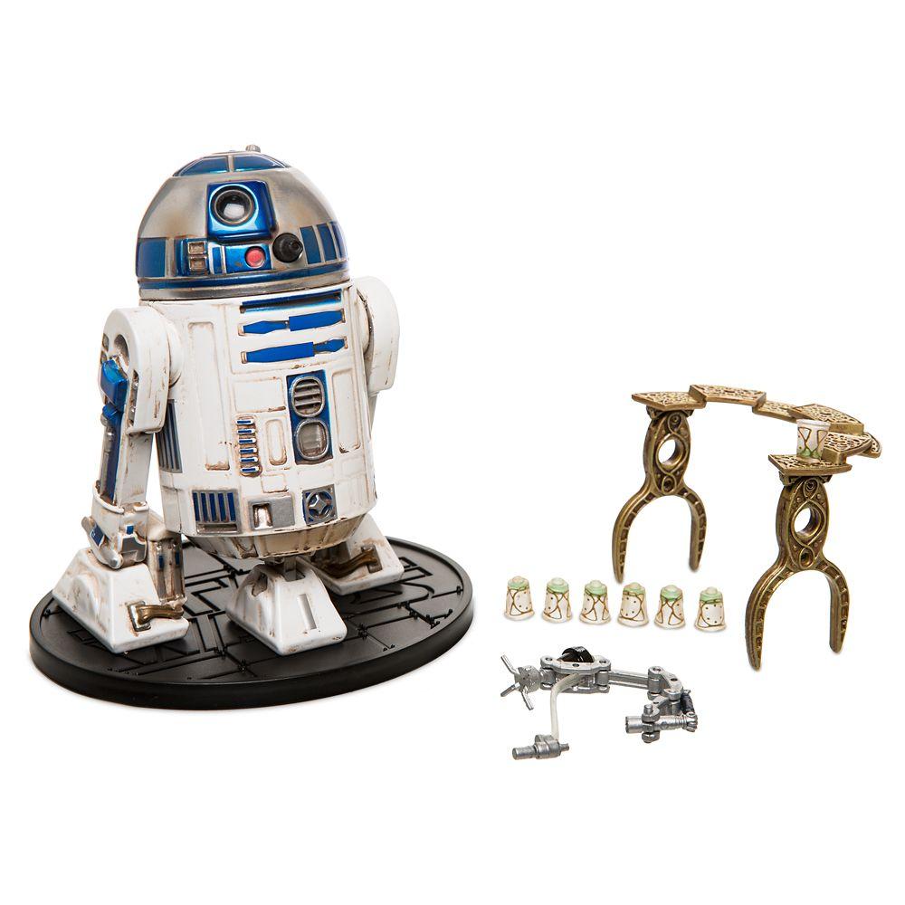 R2-D2 Die Cast Action Figure – Star Wars Elite Series