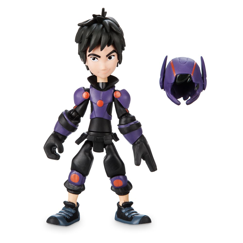 Hiro Action Figure – Big Hero 6 – Disney Toybox