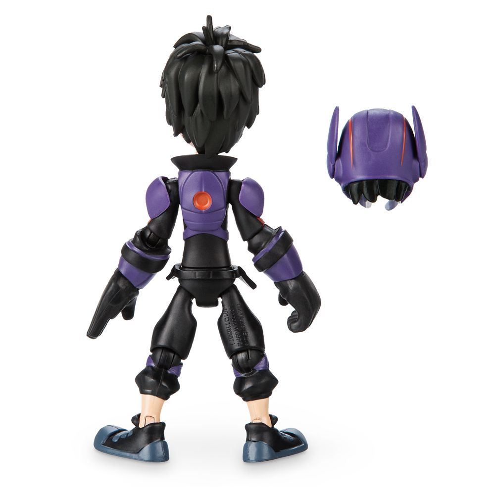 Hiro Action Figure – Big Hero 6 – Disney Toybox