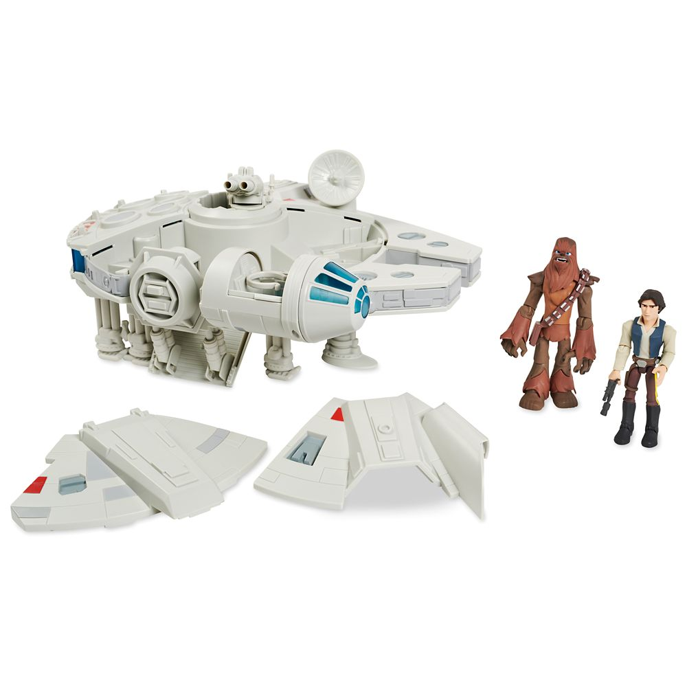 Millennium Falcon Star Wars Play Set – Star Wars Toybox