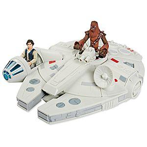Millennium Falcon Star Wars Play Set -