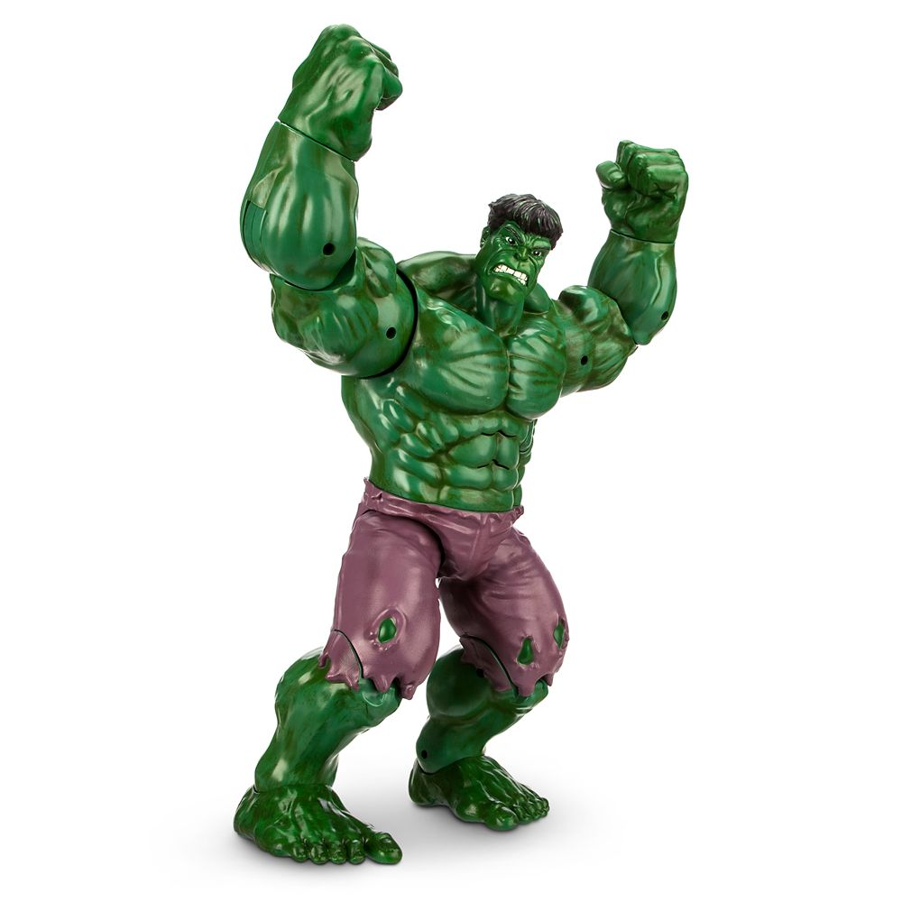 Hulk Talking Action Figure Official shopDisney