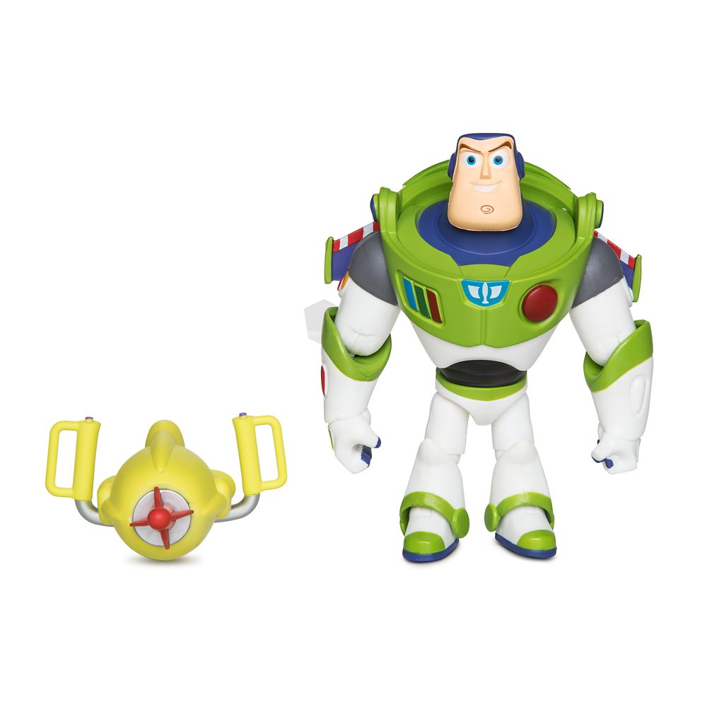 Buzz Lightyear Action Figure  Toy Story 4  PIXAR Toybox Official shopDisney