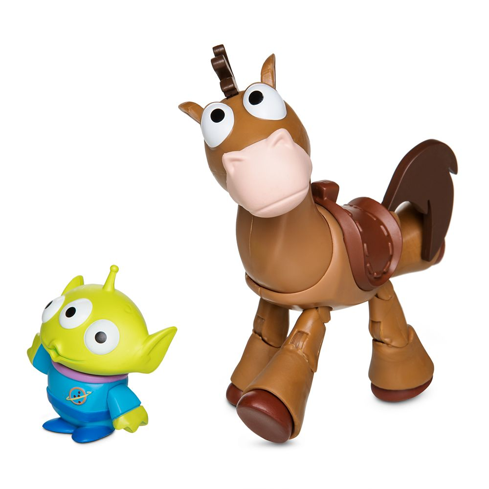 Bullseye Action Figure – Toy Story 4 – PIXAR Toybox