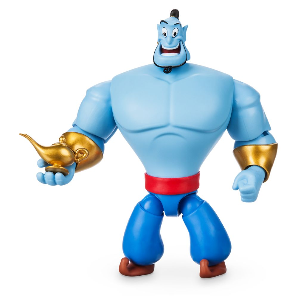 Genie Action Figure – Disney Toybox