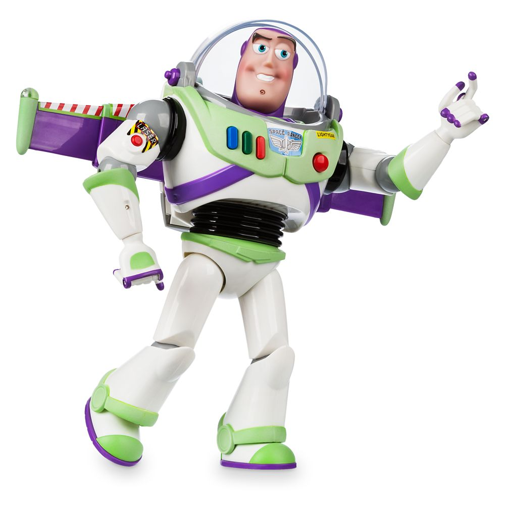 Buzz Lightyear Talking Action Figure  Special Edition Official shopDisney