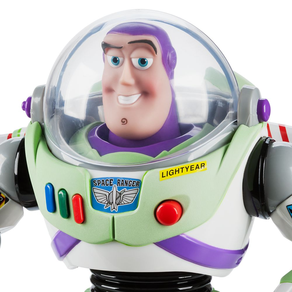Buzz Lightyear Talking Action Figure – Special Edition
