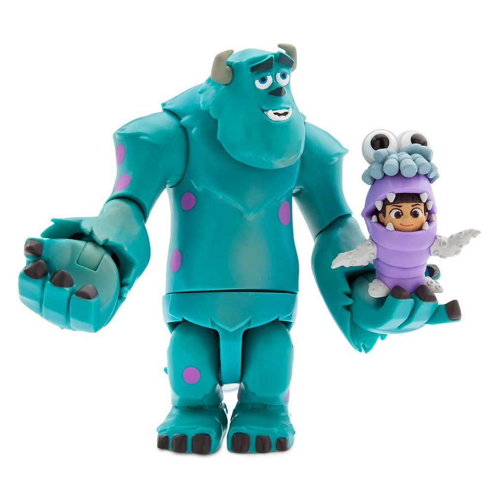 Sulley Action Figure – PIXAR Toybox