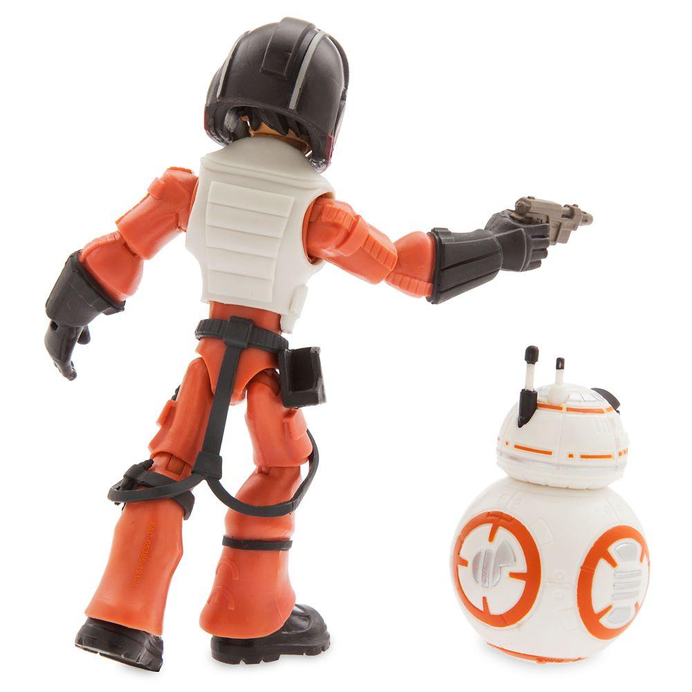 Poe Dameron Action Figure – Star Wars Toybox