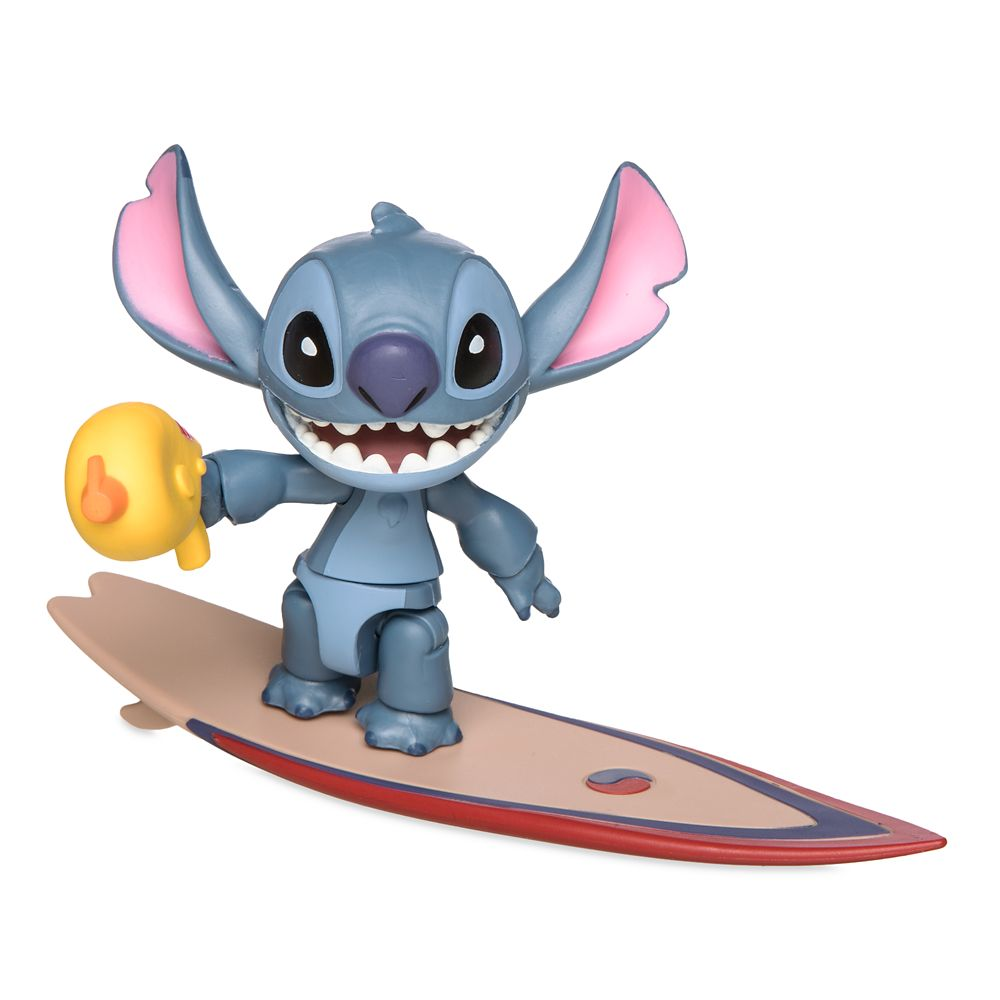 Stitch Action Figure Set – Disney Toybox