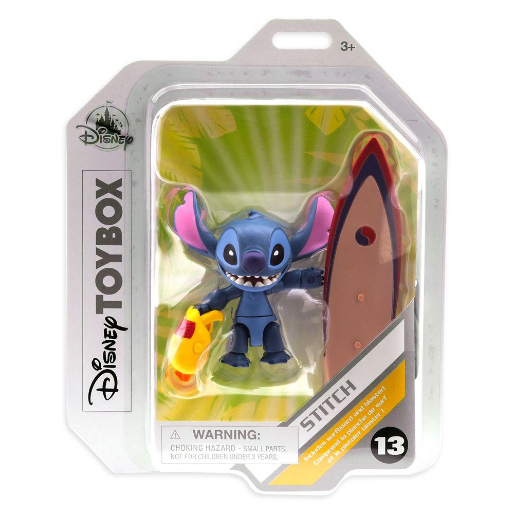 Stitch Action Figure Set – Disney Toybox