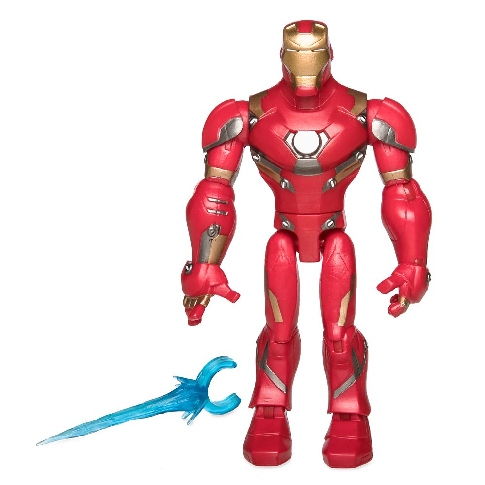 Iron Man Action Figure – Marvel Toybox