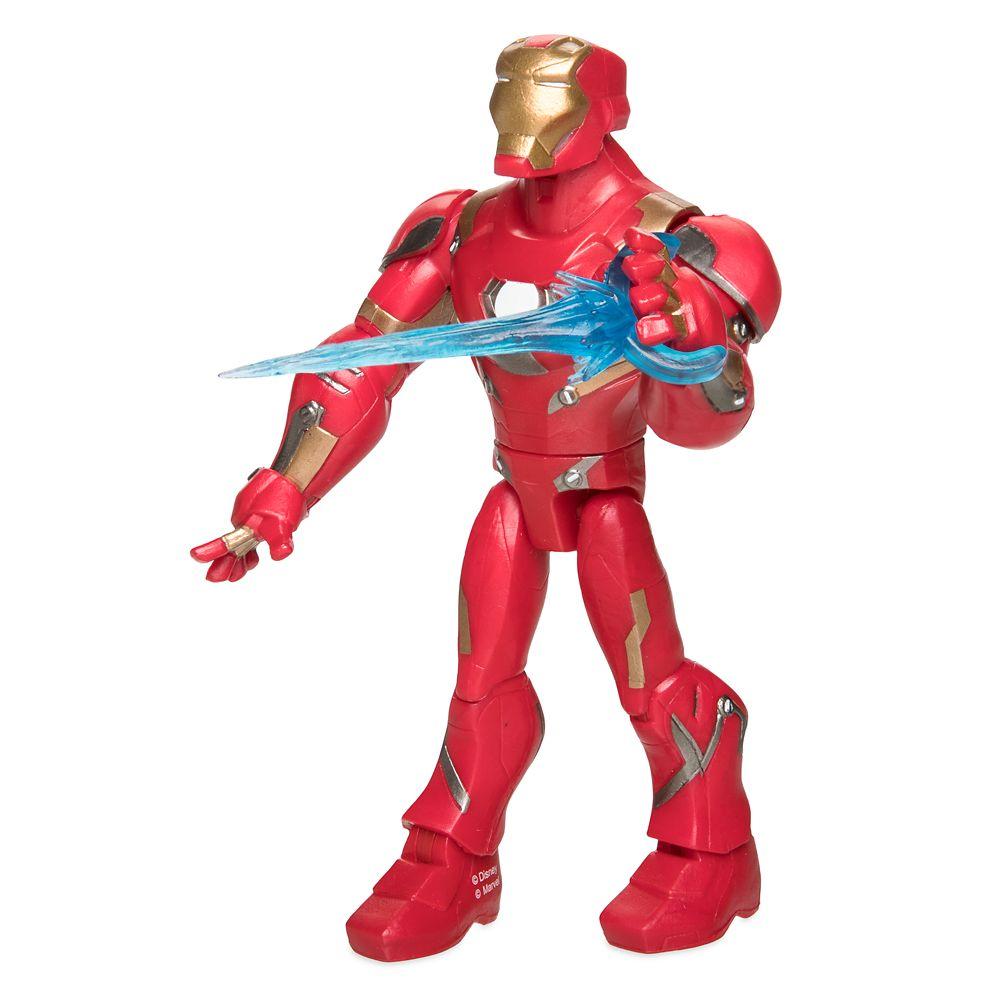 Iron Man Action Figure – Marvel Toybox