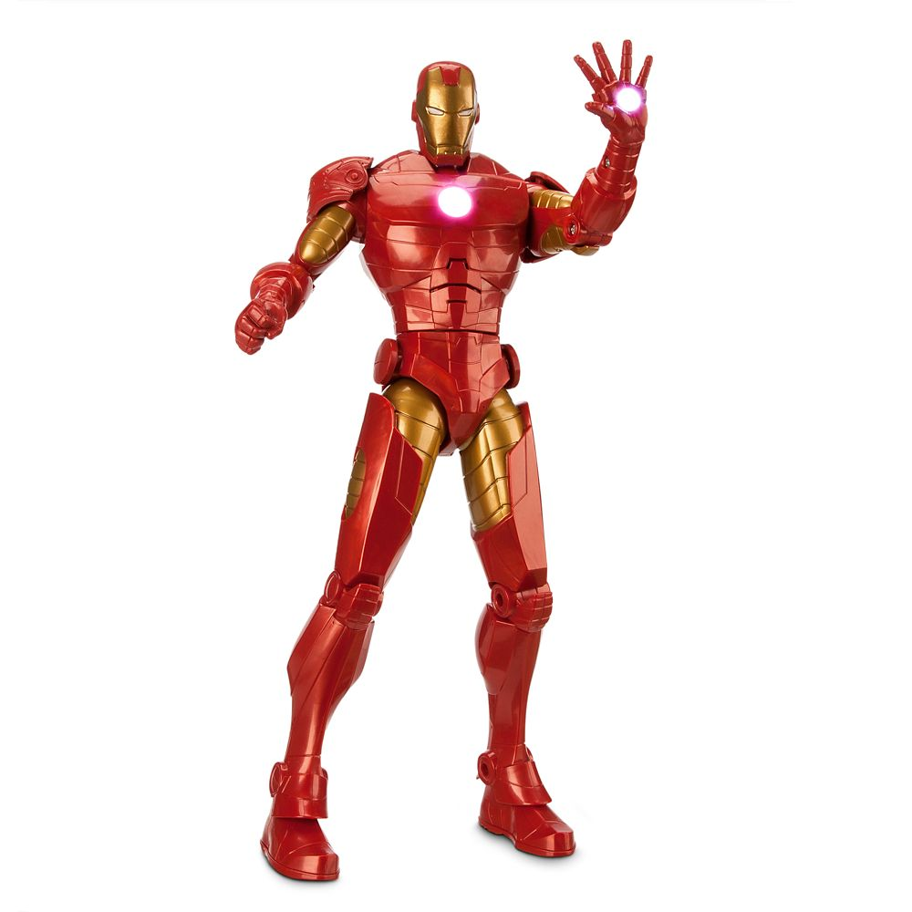 Iron Man Talking Action Figure