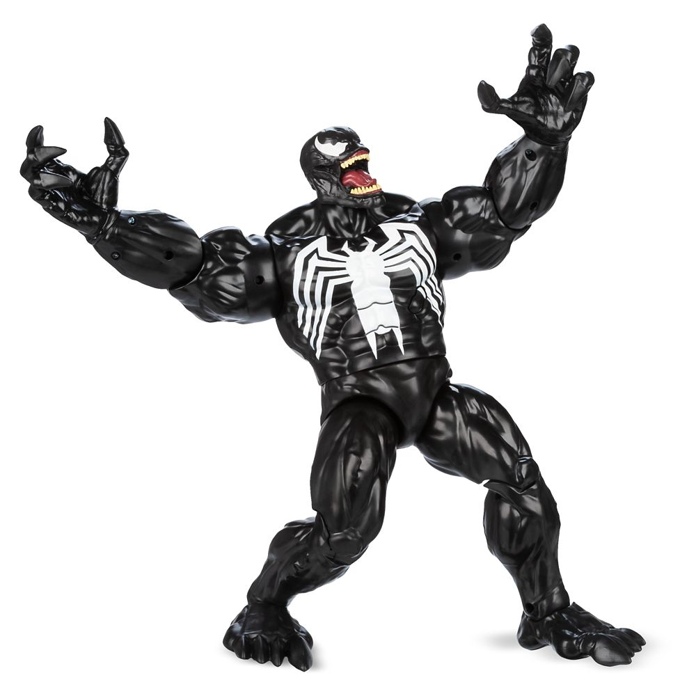 Venom Talking Action Figure