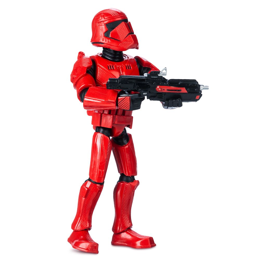 Sith Trooper Action Figure – Star Wars Toybox