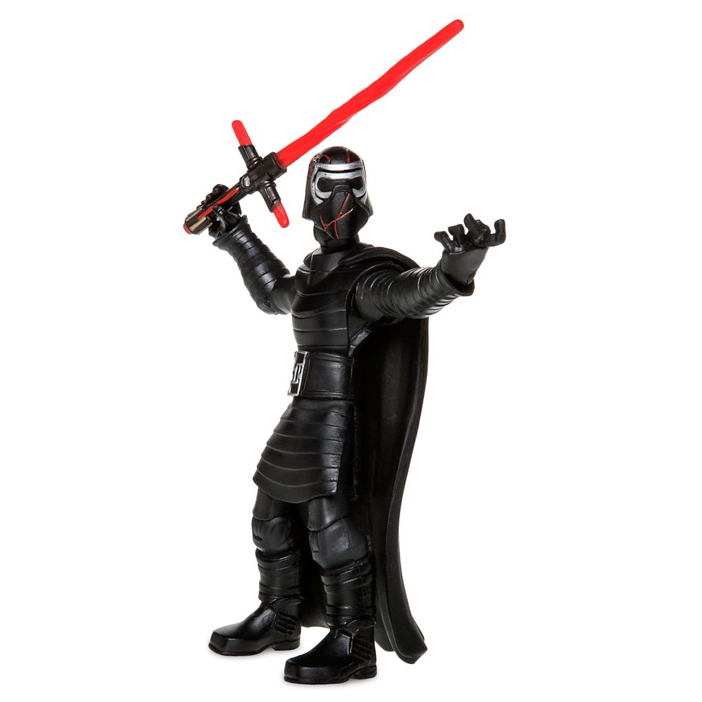 Kylo Ren Action Figure – Star Wars Toybox