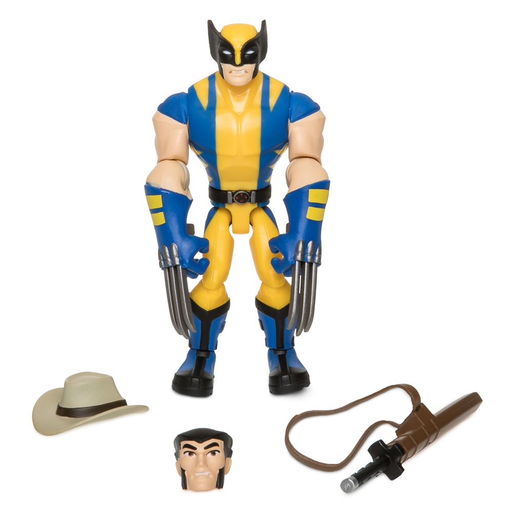 Wolverine Action Figure – Marvel Toybox