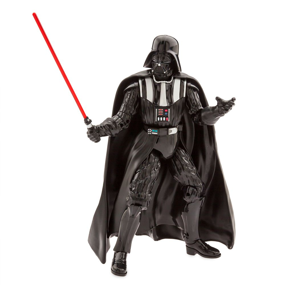 Darth Vader Talking Action Figure – 14 1/2''
