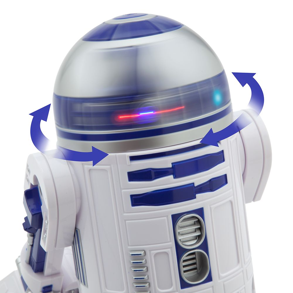 R2-D2 Talking Figure – 10 1/2'' – Star Wars