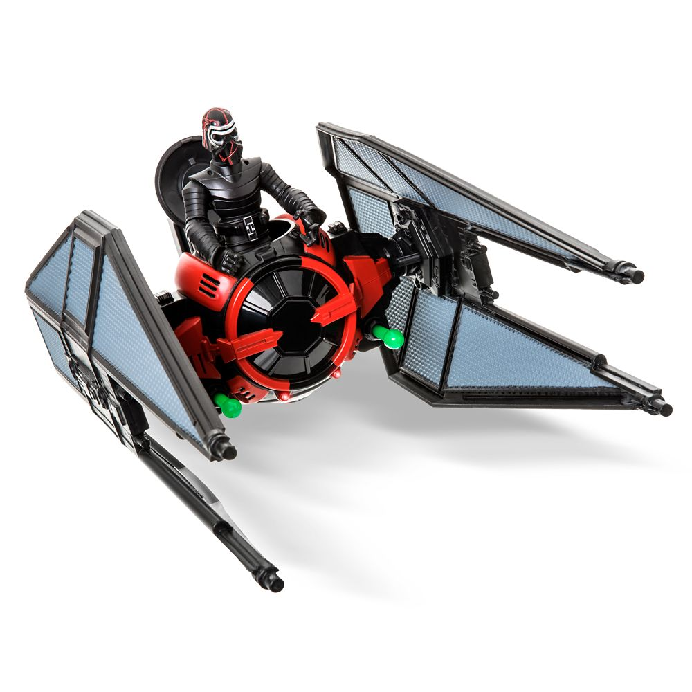 Kylo Ren with TIE Fighter Play Set by Toybox – Star Wars: The Rise of Skywalker