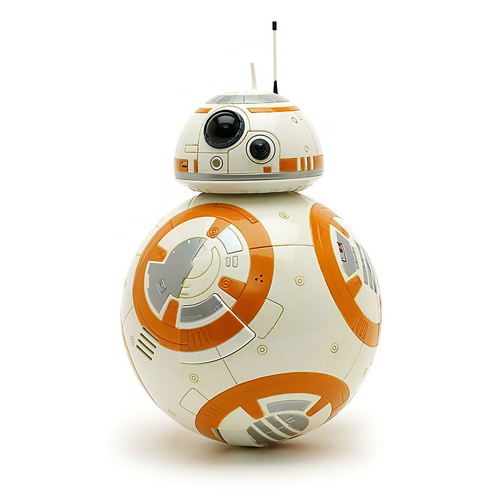 BB-8 Talking Figure – 9 1/2'' – Star Wars: The Last Jedi