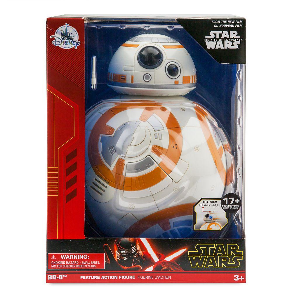 BB-8 Talking Figure – 9 1/2'' – Star Wars: The Last Jedi