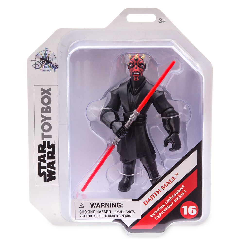 Darth Maul Action Figure – Star Wars Toybox