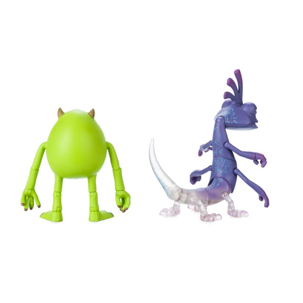 Mike Wazowski and Randall Action Figure Set – Monsters, Inc. – PIXAR Toybox
