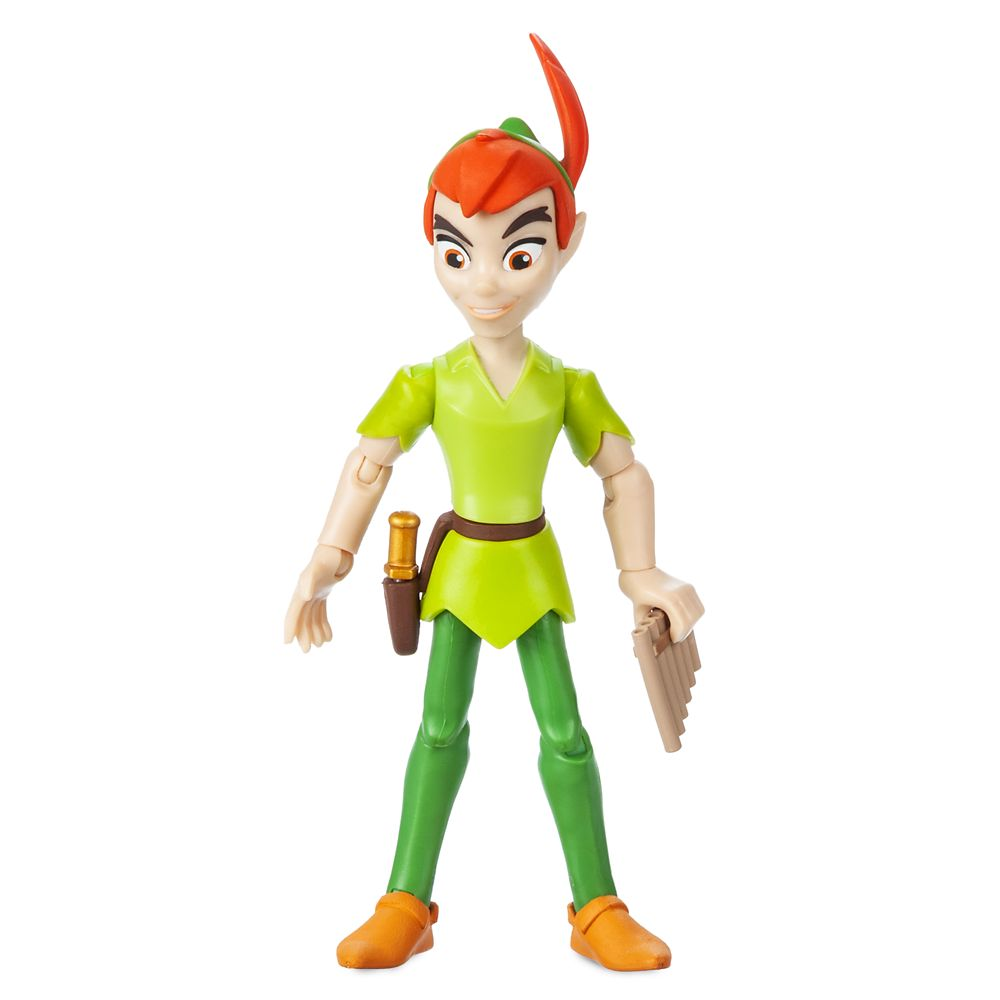 Peter Pan Action Figure Disney Toybox Shopdisney