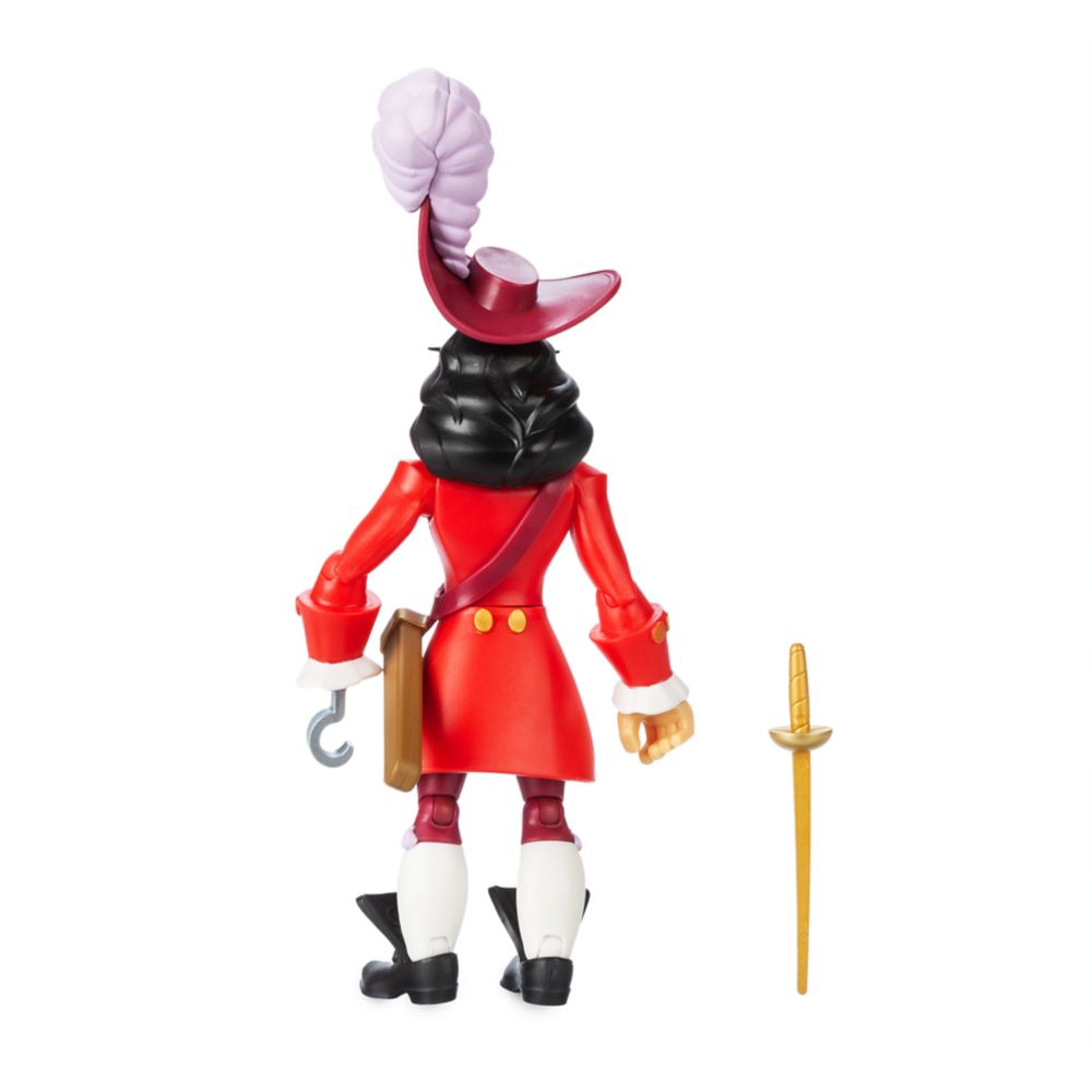 Captain Hook Action Figure – Disney Toybox