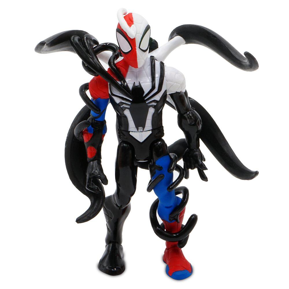디즈니 베놈 액션 피규어 Disney Venomized Spider-Man Action Figure – Marvel Toybox