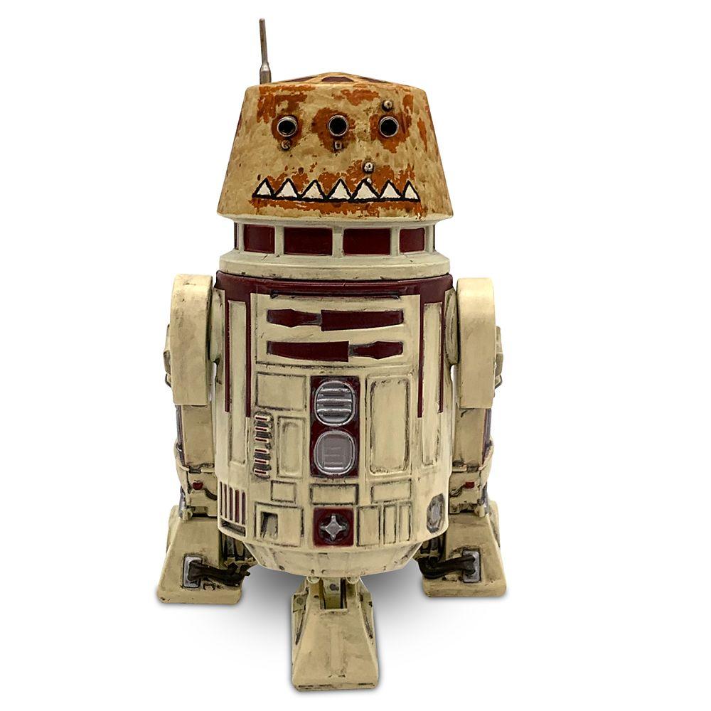 R5-P8 Die Cast Action Figure – Star Wars Elite Series – Limited Release