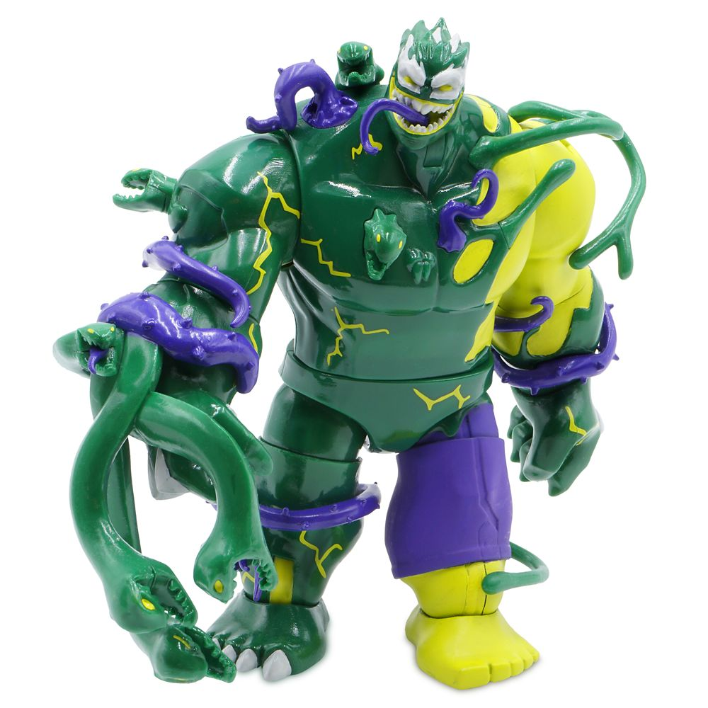 Venomized Hulk Action Figure – Marvel Toybox